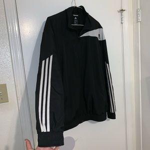 Adidas Response Black Track Jacket